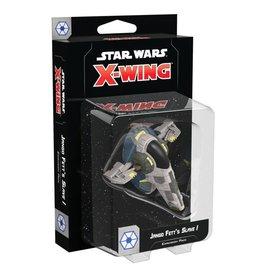 Fantasy Flight Games Star Wars: X-Wing 2nd Edition: Jango Fett's Slave I Pack