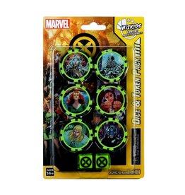WizKids Marvel HeroClix: X-Men House of X Dice and Token Pack