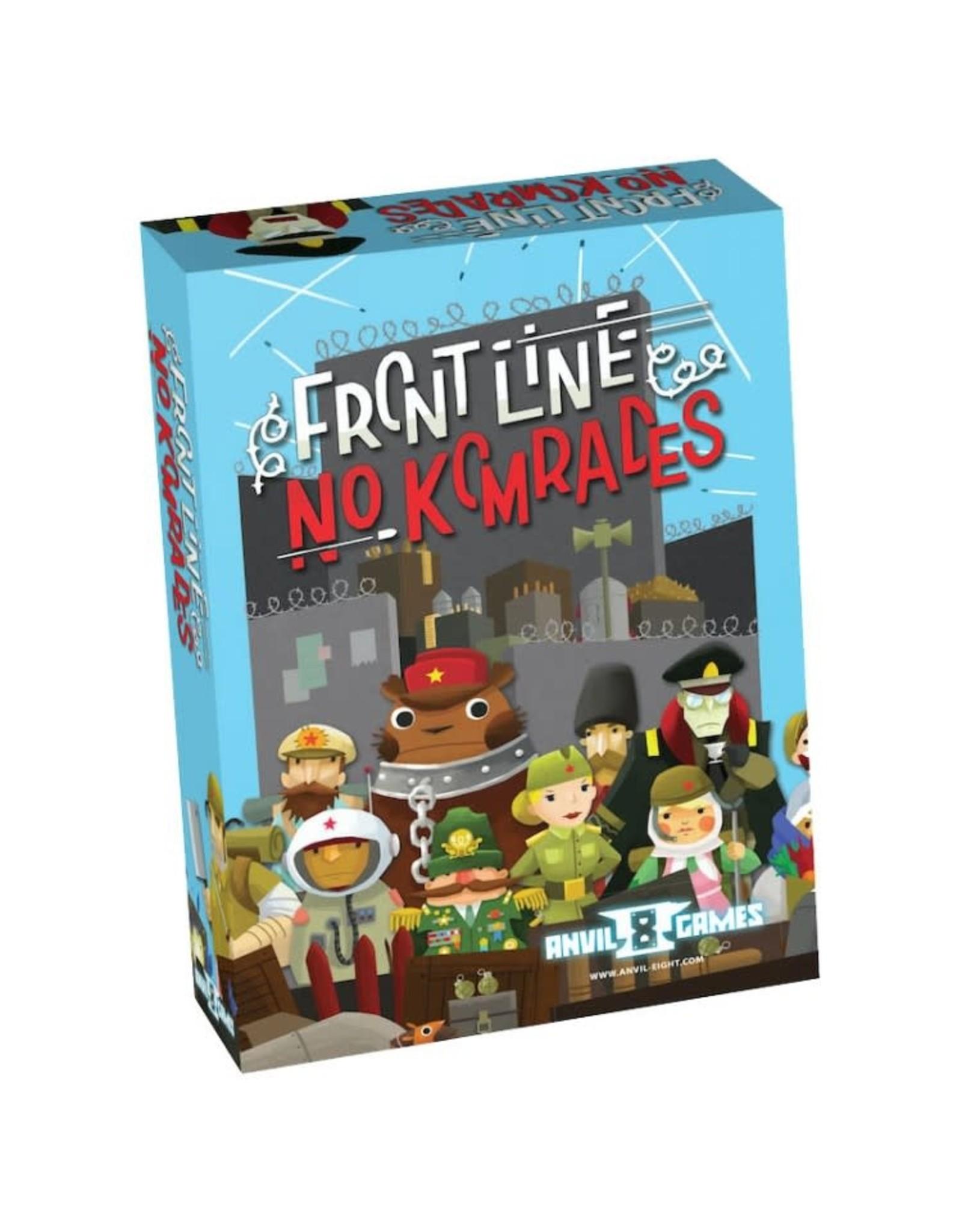 Anvil 8 Games Front Line: No Komrades