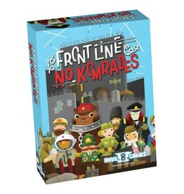 Anvil 8 Games Front Line: No Komrades