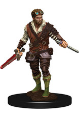 WizKids Dungeons & Dragons Fantasy Miniatures: Icons of the Realms Premium Figures W4 Human Rogue Male