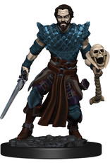 WizKids Dungeons & Dragons Fantasy Miniatures: Icons of the Realms Premium Figures W4 Human Warlock Male