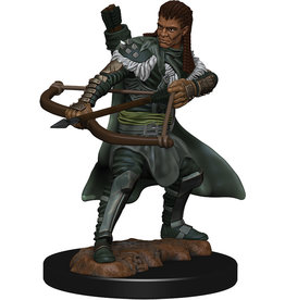 WizKids Dungeons & Dragons Fantasy Miniatures: Icons of the Realms Premium Figures W4 Human Ranger Male