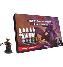 TAP Dungeons & Dragons Nolzur`s Marvelous Pigments: Undead Paint Set