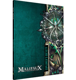 Wyrd Miniatures Malifaux 3E: Explorers Society Faction Book