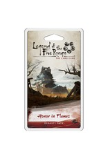 Fantasy Flight Games L5R LCG: Honor in Flames Dynasty Pack