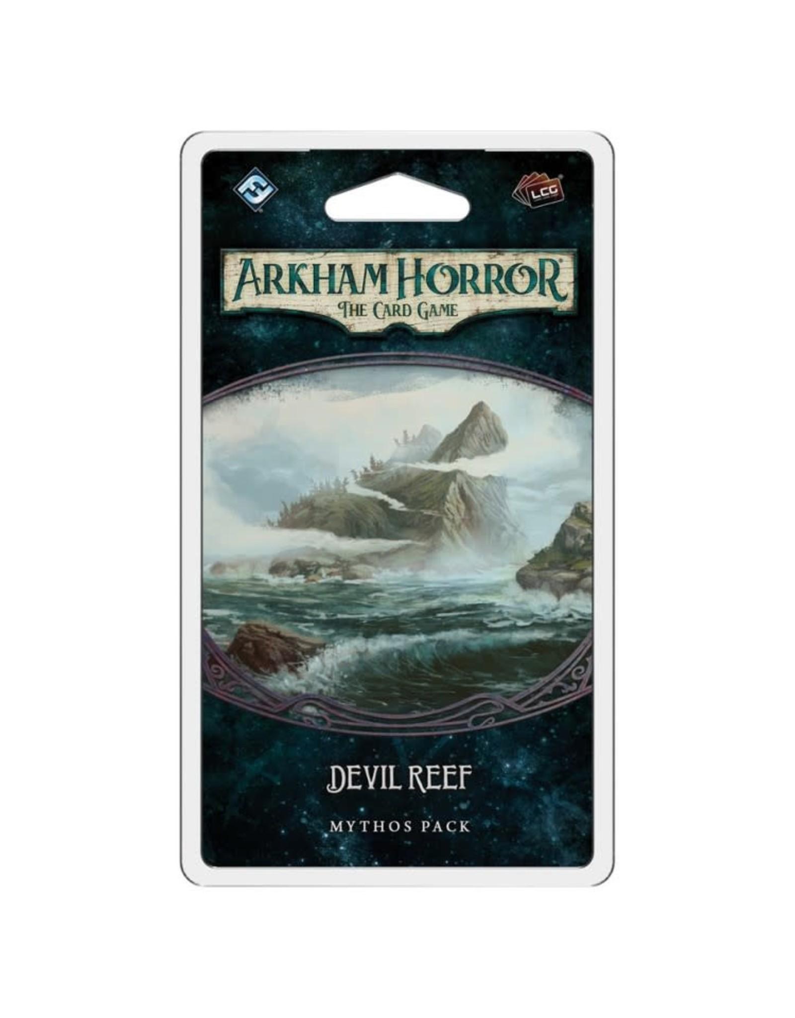 Fantasy Flight Games AH LCG: Devil's Reef Mythos Pack
