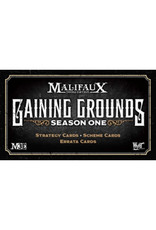 Wyrd Miniatures M3E: Gaining Grounds Season 1 Pack