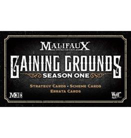 Wyrd Miniatures M3E: Gaining Grounds Season 1 Pack