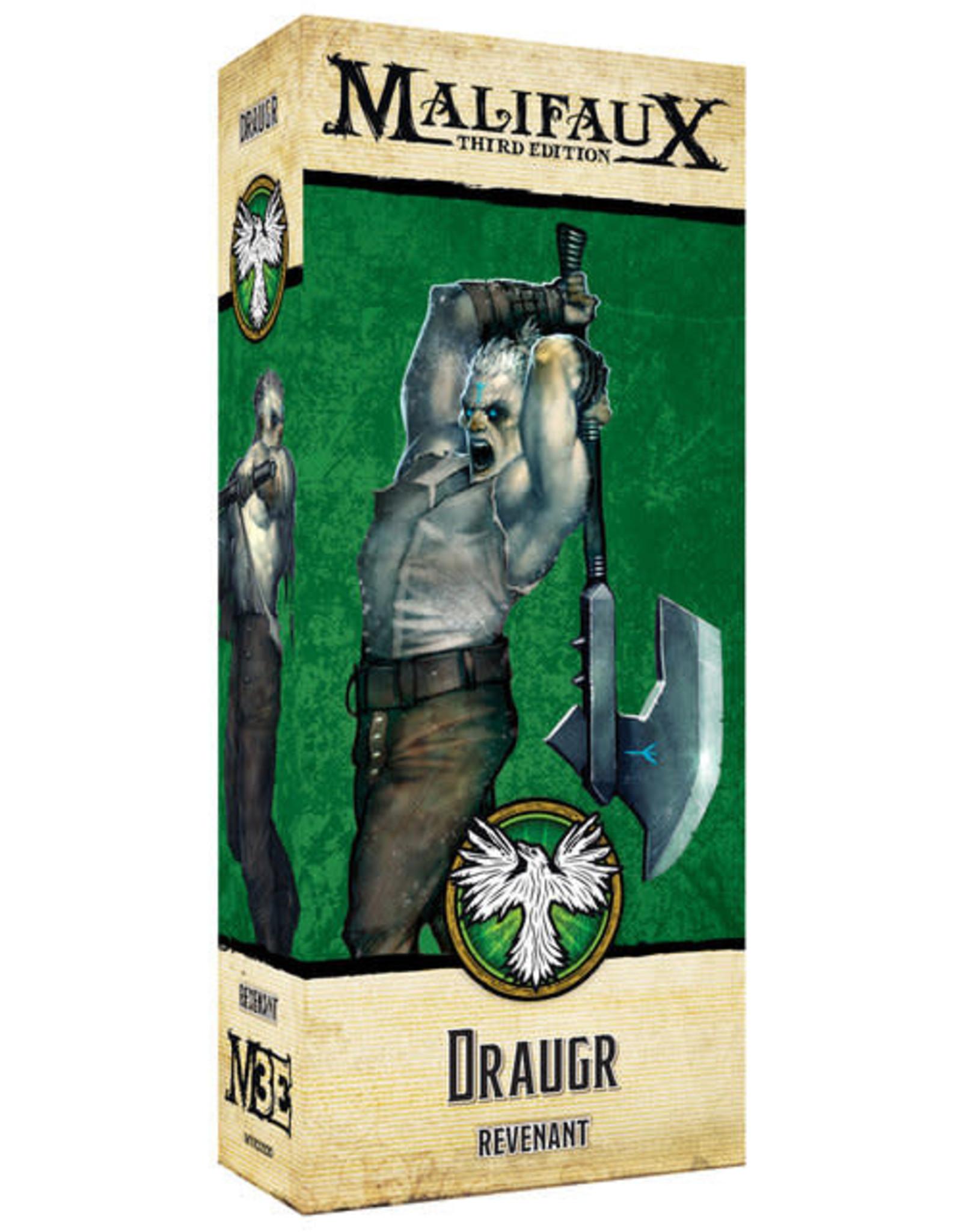 Wyrd Miniatures Drauger: Revenant