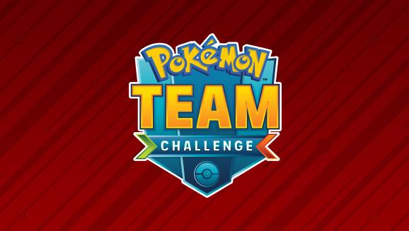 Pokemon Team Challenge