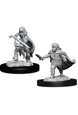 WizKids Dungeons & Dragons Nolzur`s Marvelous Unpainted Miniatures: W13 Halfling Rogue Male