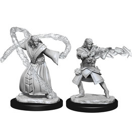 WizKids Dungeons & Dragons Nolzur`s Marvelous Unpainted Miniatures: W13 Elf Wizard Male