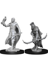 WizKids Dungeons & Dragons Nolzur`s Marvelous Unpainted Miniatures: W13 Elf Ranger Male