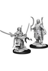 WizKids Dungeons & Dragons Nolzur`s Marvelous Unpainted Miniatures: W13 Human Ranger Male