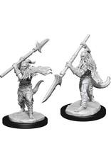 WizKids Dungeons & Dragons Nolzur`s Marvelous Unpainted Miniatures: W13 Bearded Devils