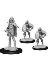WizKids Dungeons & Dragons Nolzur`s Marvelous Unpainted Miniatures: W13 Darkling Elder & Darklings