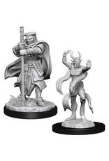 WizKids Dungeons & Dragons Nolzur`s Marvelous Unpainted Miniatures: W13 Hobgoblin Devastator & Hobgoblin Iron Shadow