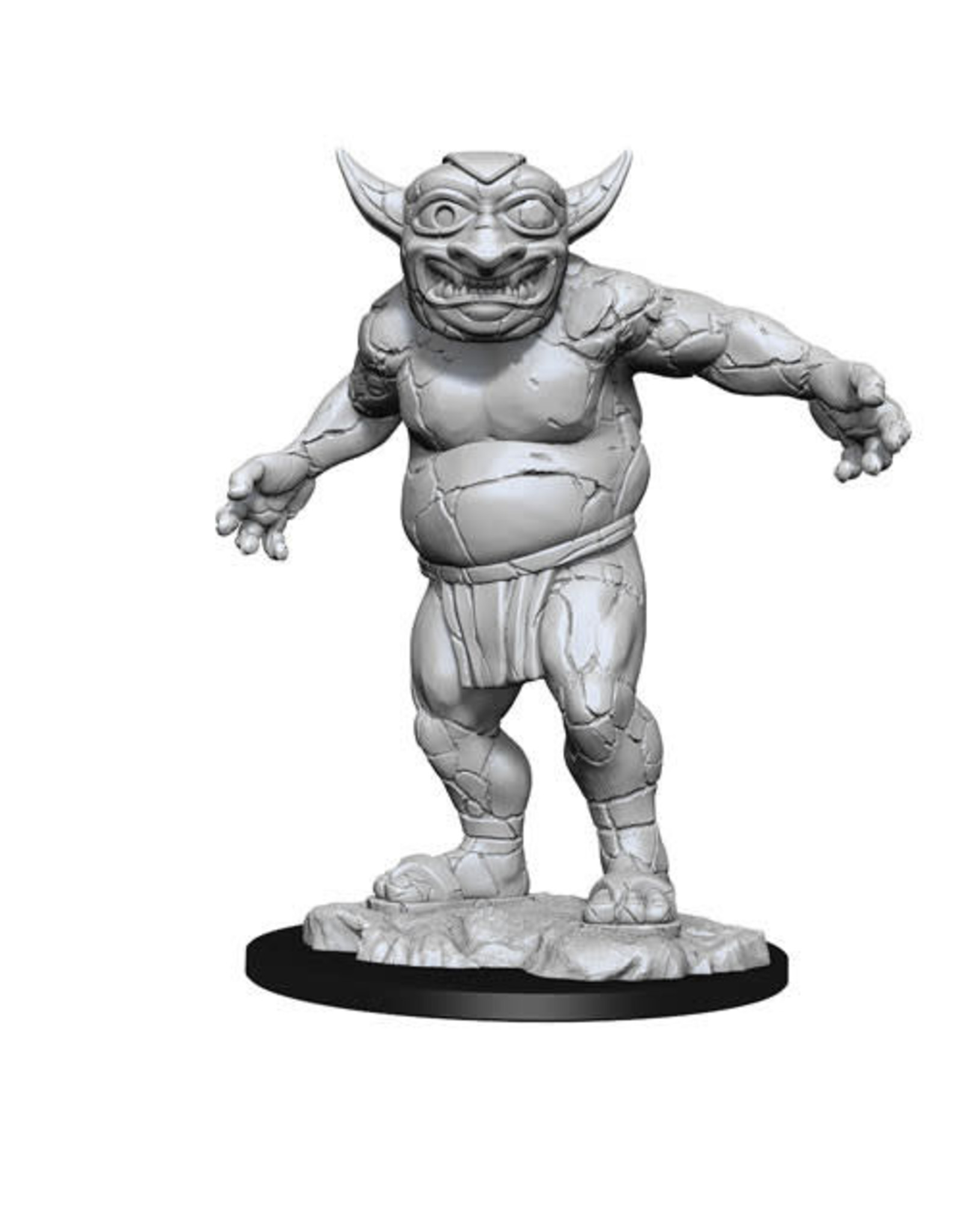 WizKids Dungeons & Dragons Nolzur`s Marvelous Unpainted Miniatures: W13 Eidolon Possessed Sacred Statue