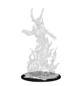 WizKids Pathfinder Deep Cuts Unpainted Miniatures: W13 Huge Fire Elemental Lord