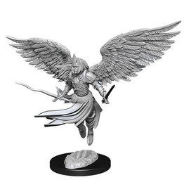 WizKids Magic the Gathering Unpainted Miniatures: W13 Aurelia, Exemplar of Justice (Angel)