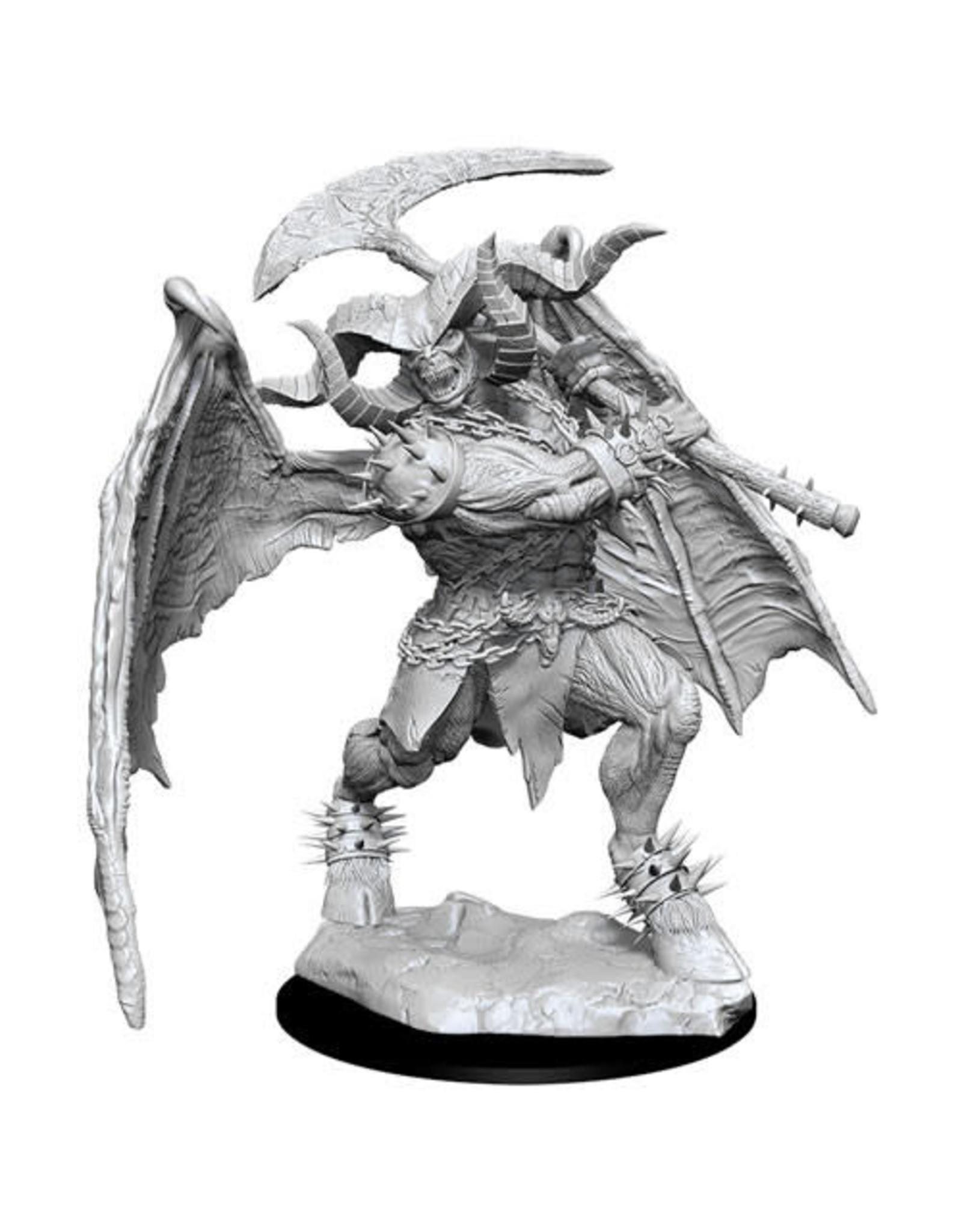 WizKids Magic the Gathering Unpainted Miniatures: W13 Rakdos, Lord of Riots (Demon)