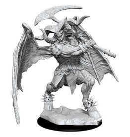 WizKids Magic the Gathering Unpainted Miniatures: W13 Rakdos, Lord of Riots (Demon)