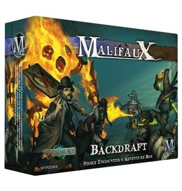 Wyrd Miniatures Backdraft Encounter Box