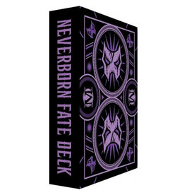 Wyrd Miniatures Neverborn Fate Deck