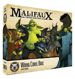 Wyrd Miniatures Wong Core Box