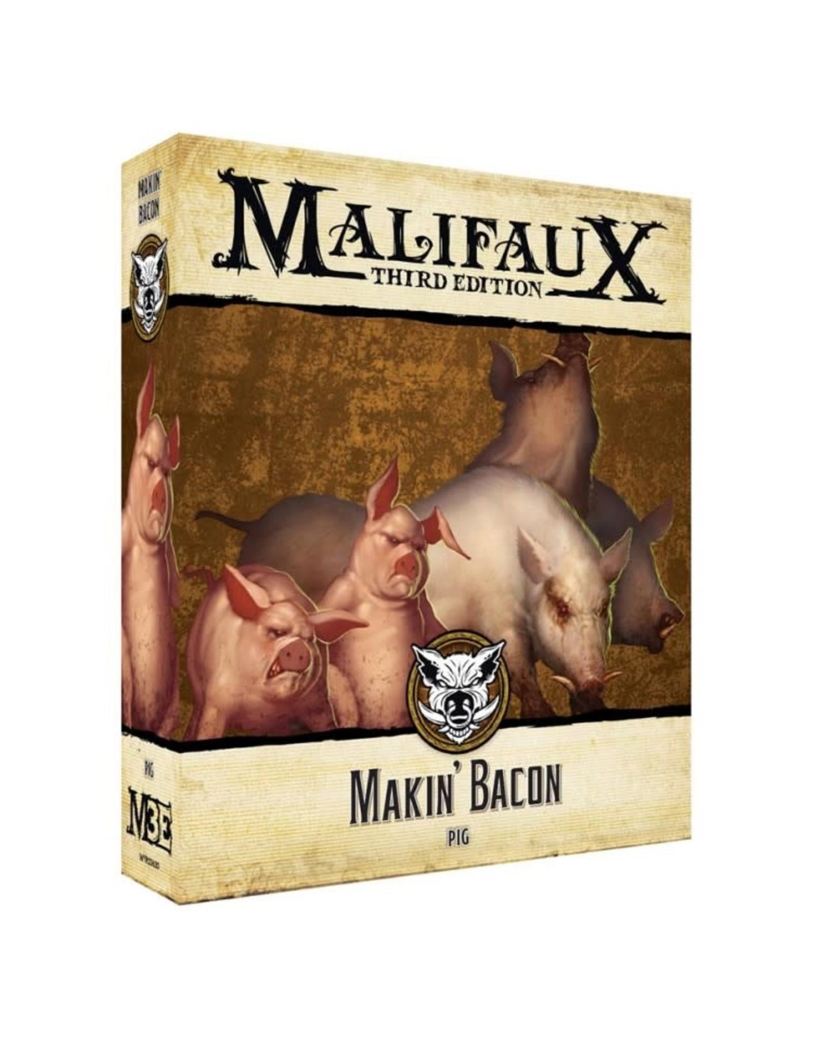 Wyrd Miniatures Making Bacon
