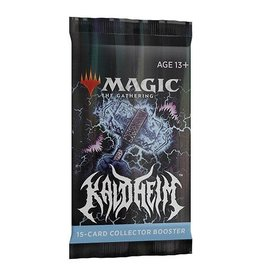 Wizards of the Coast Magic The Gathering: Kaldheim Collector Booster Pack