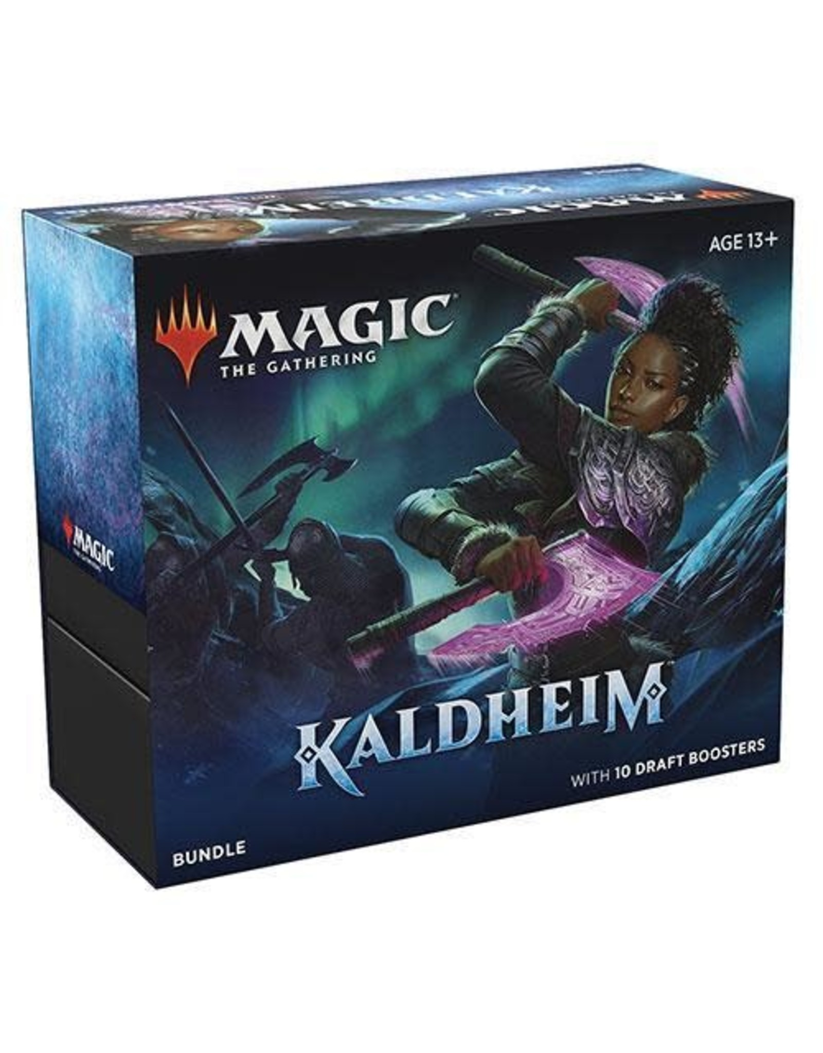 Wizards of the Coast Magic The Gathering: Kaldheim Bundle