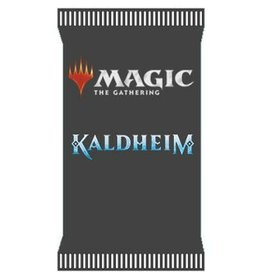 Wizards of the Coast Magic The Gathering: Kaldheim Set Booster Pack