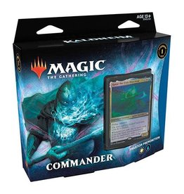 Wizards of the Coast Magic The Gathering: Kaldheim Commander Deck: Phantom Premonition