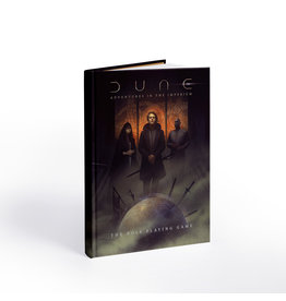 Modiphius Entertainment Dune RPG Core Rulebook