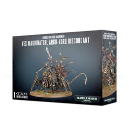 Games Workshop Chaos Space Marines Vex Machinator, Arch-Lord Discordant
