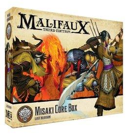 Wyrd Miniatures Misaki Core Box