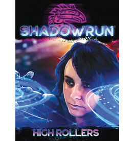 Catalyst Game Labs Shadowrun RPG: High Rollers Dice Pack