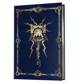Cubicle Seven Warhammer Age of Sigmar - Soulbound RPG: Collector`s Edition Rulebook