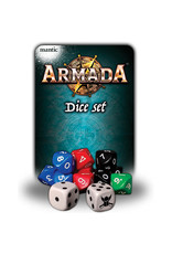Mantic Games Company Armada: Extra Dice Set