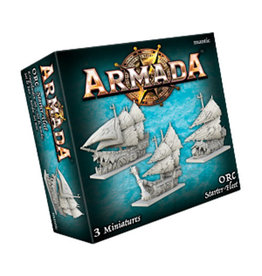 Mantic Games Company Armada: Orc Starter Fleet