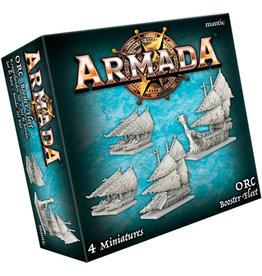 Mantic Games Company Armada: Orc Booster Fleet