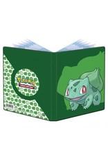 Ultra Pro Bulbasaur 4-Pocket Portfolio for Pokemon