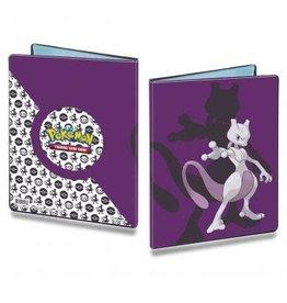 Ultra Pro Mewtwo 9-Pocket Portfolio for Pokémon