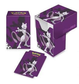 Ultra Pro Mewtwo Full View Deck Box for Pokémon