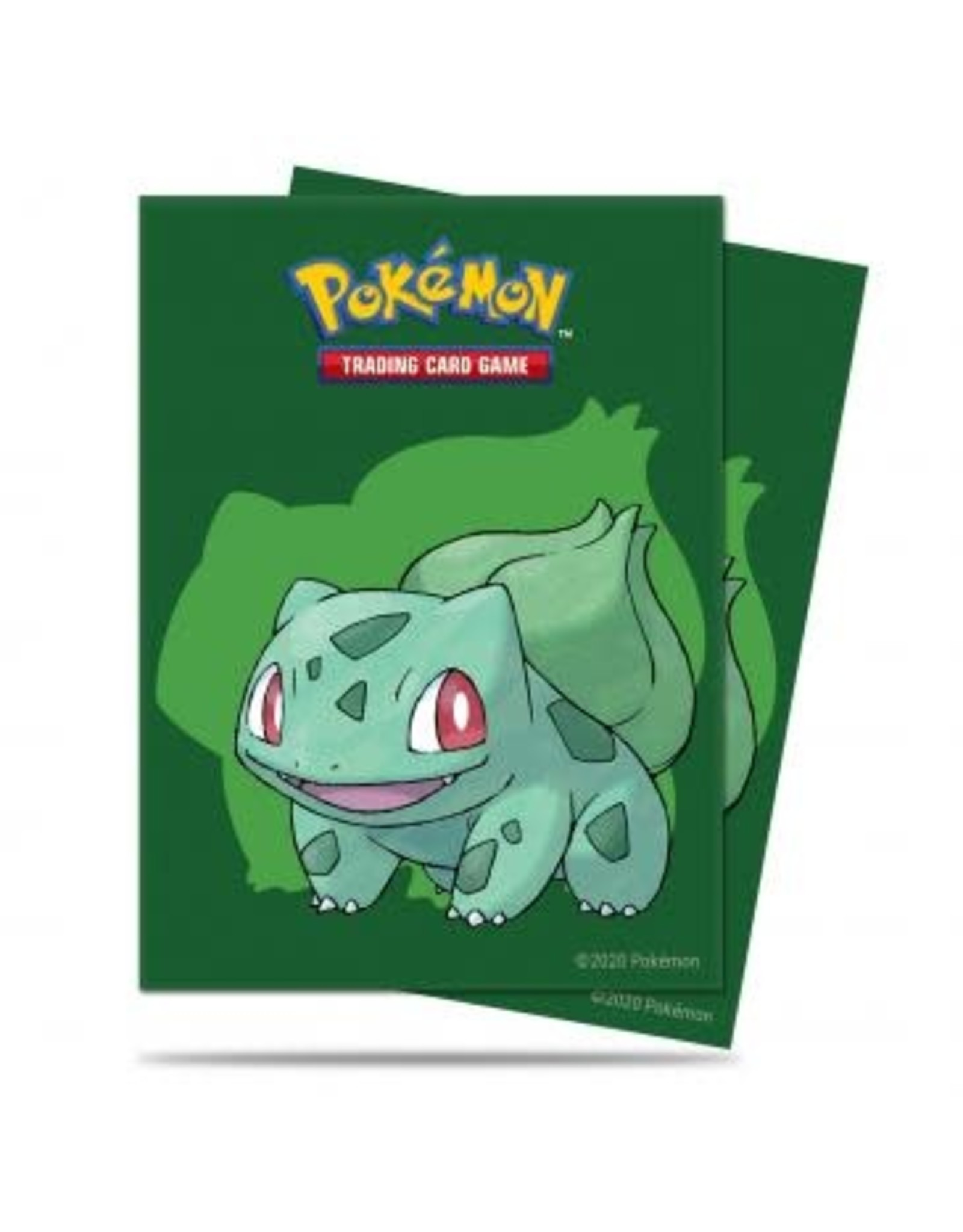 Ultra Pro Bulbasaur Deck Protector sleeves for Pokémon 65ct