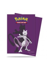 Ultra Pro Mewtwo Deck Protector sleeves for Pokémon 65ct