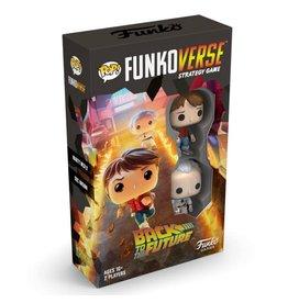 Funko Games POP Funkoverse: Back to the Future 100