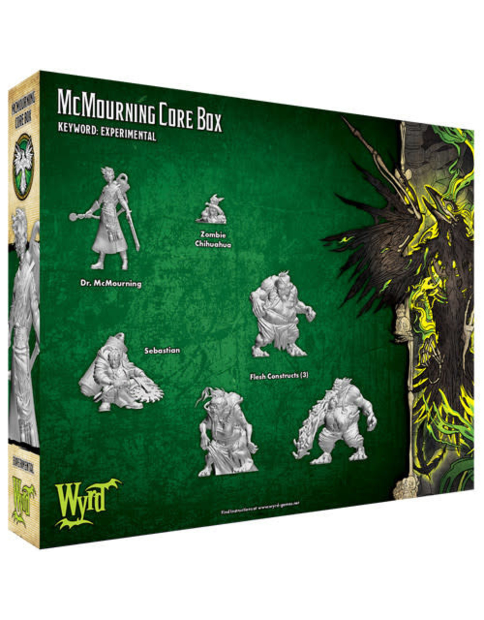 Wyrd Miniatures McMourning Core Box
